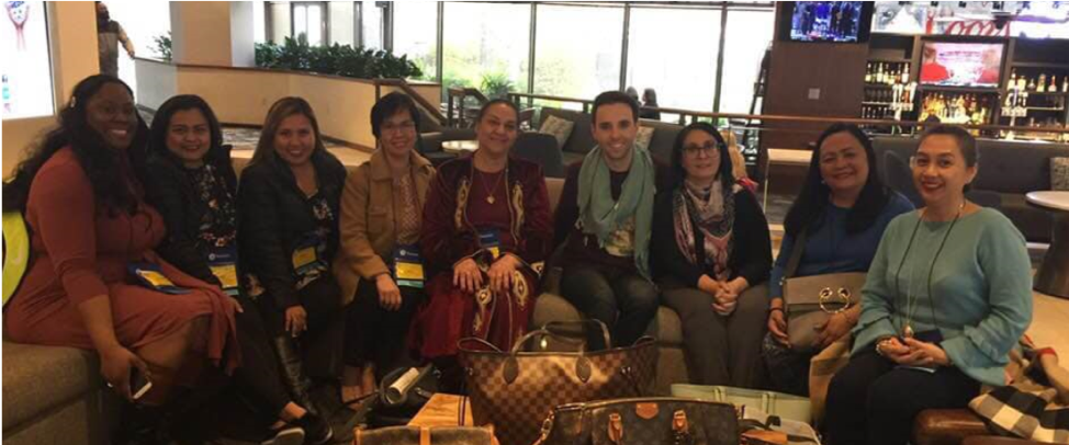 With Foreign Language Council of San Diego (FLCSD)