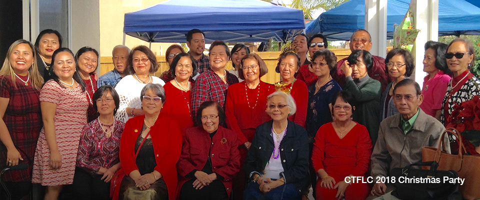 Council for Teaching Filipino Language and Culture - 2018 Christmas Party