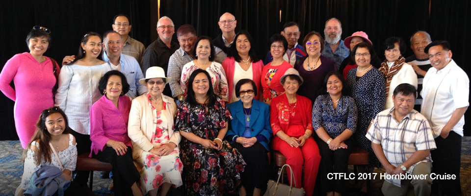 Council for Teaching Filipino Language and Culture - Hornblower Cruise 2017