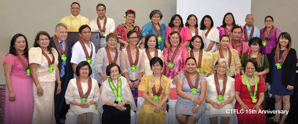 Council for Teaching Filipino Language and Culture - 15th Anniversary